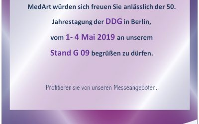 MedArt at DDG in Berlin, Germany