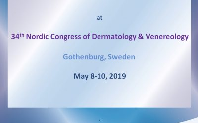 MedArt at the 34th Nordic Congress of Dermatology & Venereology